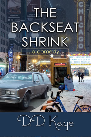 The Backseat Shrink book cover